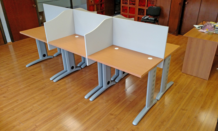Caballeriza para call center mod vancouver muebles para for Muebles para call center