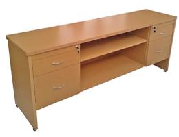Credenza Con Puertas De Cristal : Credenzas para oficina muebles ofilineas mobiliario