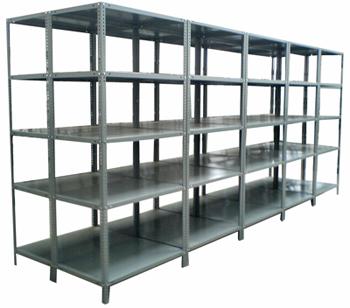 Anaqueles tipo esqueleto muebles para oficina ofilineas for Medidas de anaqueles de cocina
