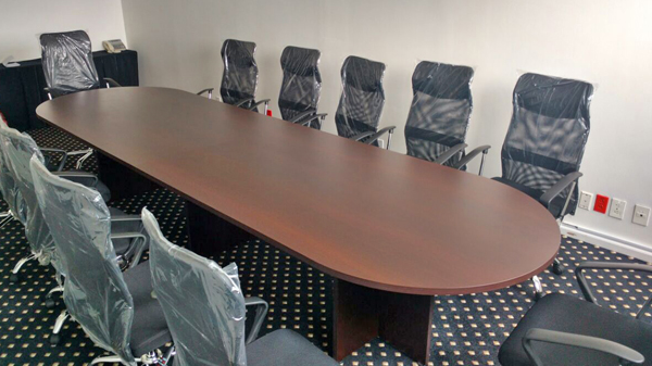 Mesa de Juntas Para Oficina Mod Lanix Muebles Para Oficina ...