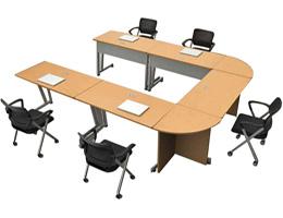 mesas para salas de juntas Muebles Para Oficina | Ofilineas ...