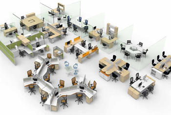 Art culos sitemas modulares muebles para oficina for Cubiculos para oficina precios