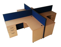 cruceta para oficina mod vegas muebles para oficina
