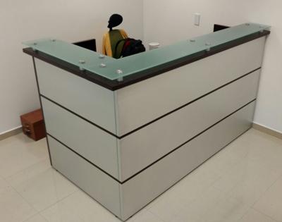 Recepcion para oficina mod silvie muebles para oficina for Mobiliario de oficina recepcion