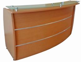 Recepciones para oficina mod suly muebles para oficina for Muebles de recepcion de oficina