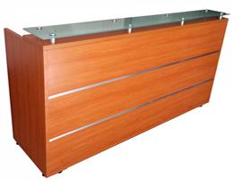 Recepcion para oficina mod lory muebles para oficina for Muebles de recepcion de oficina