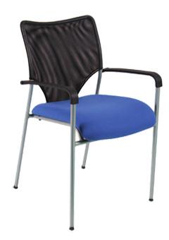 Sillas de visita muebles para oficina ofilineas for Sillas para oficina df