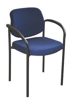 Sillas de visita muebles para oficina ofilineas for Sillas economicas