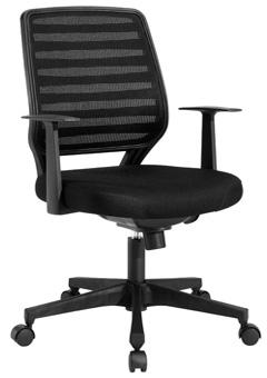 Sillas operativas muebles para oficina ofilineas for Sillas para oficina df