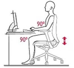 Ergonómia (Sillas Ergonómicas) Muebles Para Oficina | Ofilineas ...
