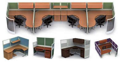 Cubiculos Para Oficina Telemarketing y Call Center