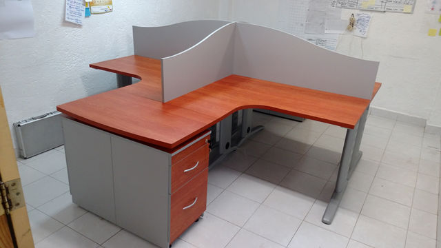 Galer as de fotos muebles para oficina ofilineas for Muebles de oficina 77