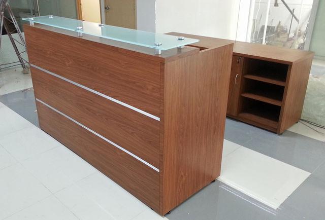 Galer as de fotos muebles para oficina ofilineas for Mobiliario 8 80